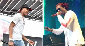 Lil Baby says Young Thug paid him to start rapping