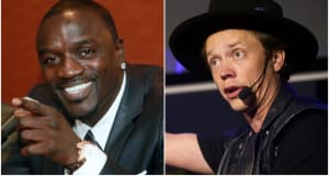 Akon joins presidential campaign of Mighty Ducks actor and Bitcoin entrepreneur Brock Pierce
