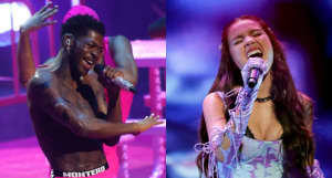Watch 2021 VMAs performances from Lil Nas X, Olivia Rodrigo, Chloë and more