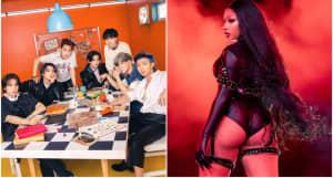 "Megan Thee Stallion shares BTS ""Butter"" remix"