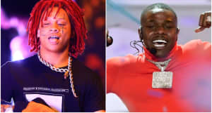 "Trippie Redd and DaBaby share ""Death"""