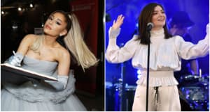 Lorde and Ariana Grande want you to register to vote and maybe hear their new music