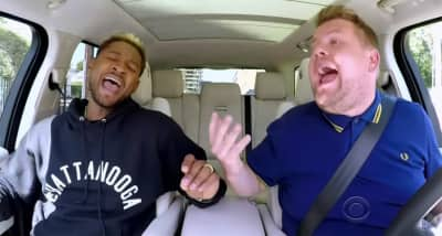 Watch Usher's Appearance On Carpool Karaoke