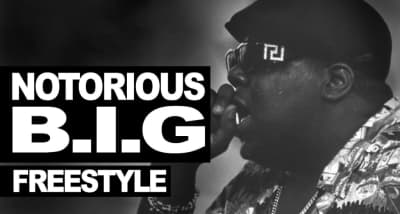 Listen To Two Notorious B.I.G. Freestyles Unearthed By Tim Westwood