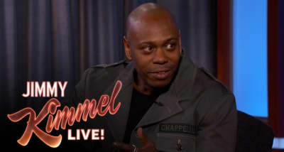 Watch Dave Chappelle Talk About Making A Rumored $60M From Netflix
