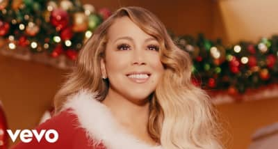 "Mariah Carey drops ""All I Want For Christmas Is You"" video, 25 years later"
