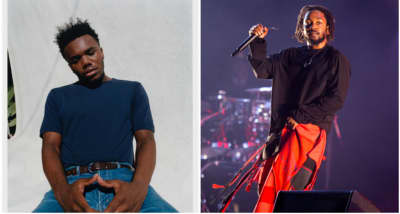 """Baby Keem and Kendrick Lamar team up on """"family ties"""""""