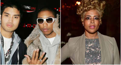 "Kelis claims Pharrell and Chad Hugo ""stole"" the profits from her first two albums"