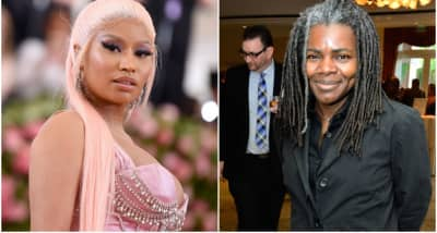 Nicki Minaj pays Tracy Chapman $450,000 in copyright infringement case