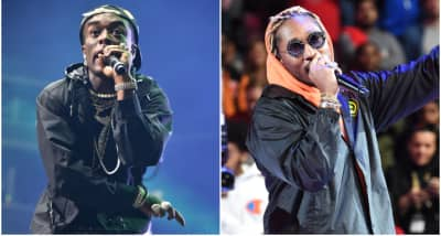 Future and Lil Uzi Vert share joint album Pluto x Baby Pluto
