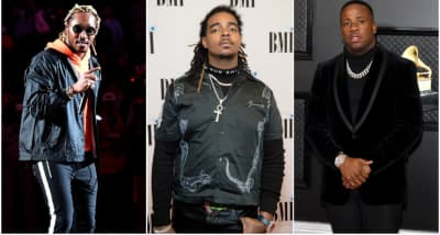 "Future, Yo Gotti, and Wheezy share ""Guillotine"""