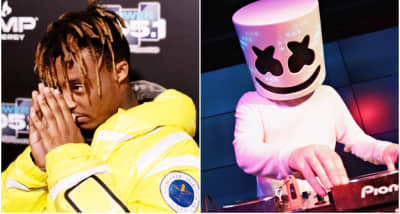 "Listen ""Come & Go"" by Juice WRLD and Marshmello"