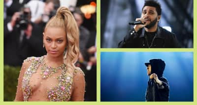 Coachella announces 2018 lineup: Beyoncé, Eminem, and The Weeknd to headline