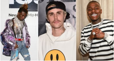 Justin Bieber teams with Lil Uzi Vert, DaBaby on Justice deluxe edition