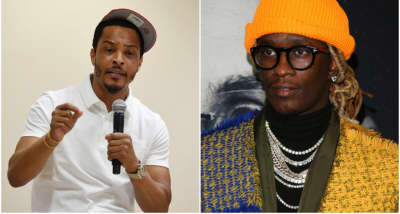 """Young Thug and T.I. link up on """"Ring"""""""