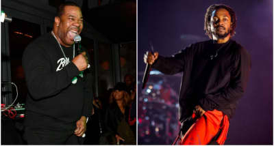 "Kendrick Lamar joins Busta Rhymes on new song ""Look Over Your Shoulder"""