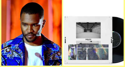 Frank Ocean announces release of Endless on CD and vinyl