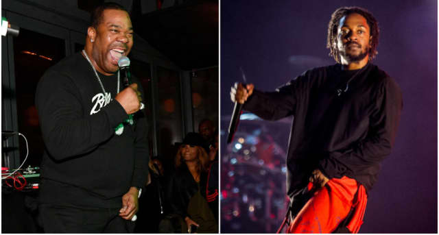 "Kendrick Lamar joins Busta Rhymes on new song ""Look Over Your Shoulder"" 1"