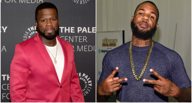 50 Cent is turning his beef with The Game into a true crime TV show 1