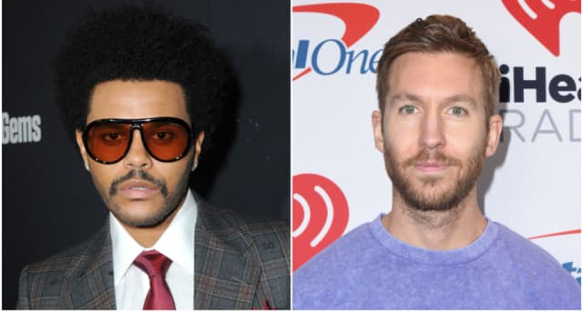 """The Weeknd and Calvin Harris join forces on """"Over Now"""" 1"""