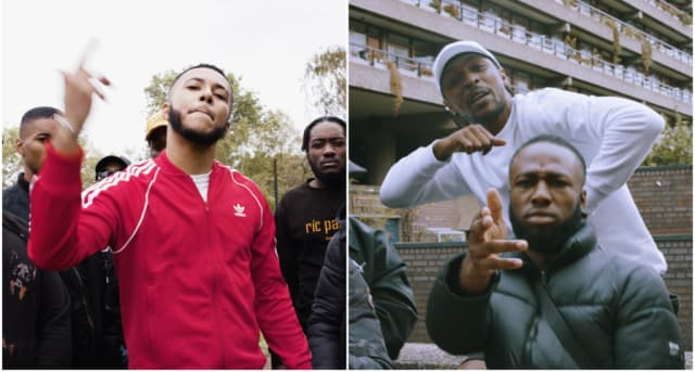 Yizzy and JME's new video pays tribute to the grime classics 1