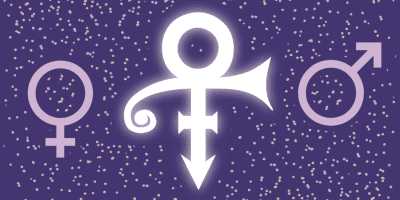 The Higher Meaning Behind Prince's Love Symbol