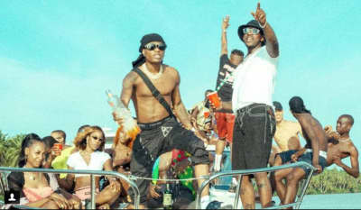"Skepta and WizKid head to Nigeria for their ""Energy"" video"