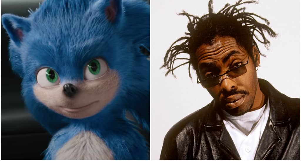 """The cursed Sonic trailer caused a spike in """"Gangsta's Paradise"""" streams"""