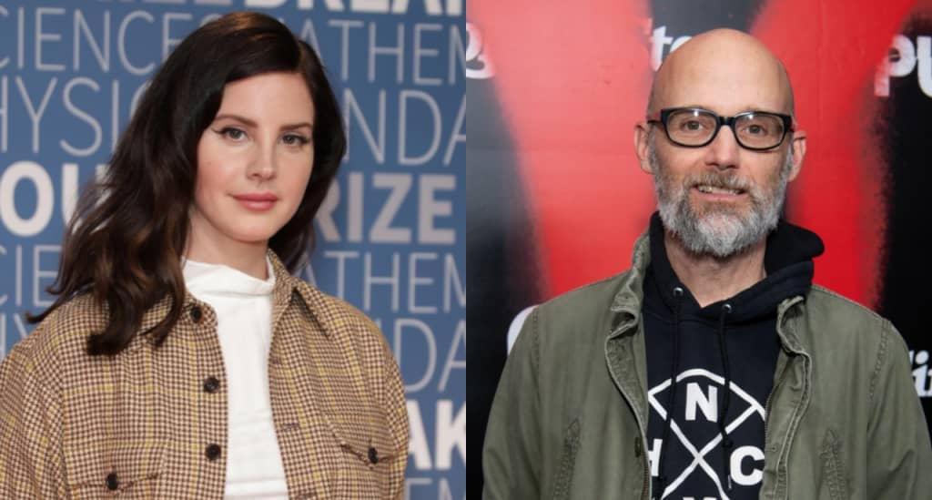 Moby says he and Lana Del Rey used to date