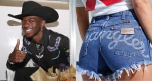 Lil Nas X's Wrangler collab is gonna put some Wrangler on your booty