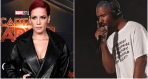 "Halsey shares cover of Frank Ocean's ""Solo"""