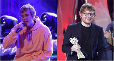 "Listen to Justin Bieber's new Ed Sheeran collab ""I Don't Care"""