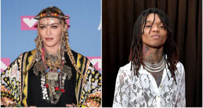 "Madonna and Swae Lee link up on ""Crave"""