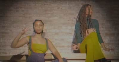 "Watch the video for Chloe x Halle's ""The Kids Are Alright"""