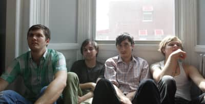 Grizzly Bear Are Working On A New Album