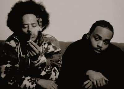 """Pink Siifu and Fly Anakin share """"Richard Pryor,"""" announce joint album"""