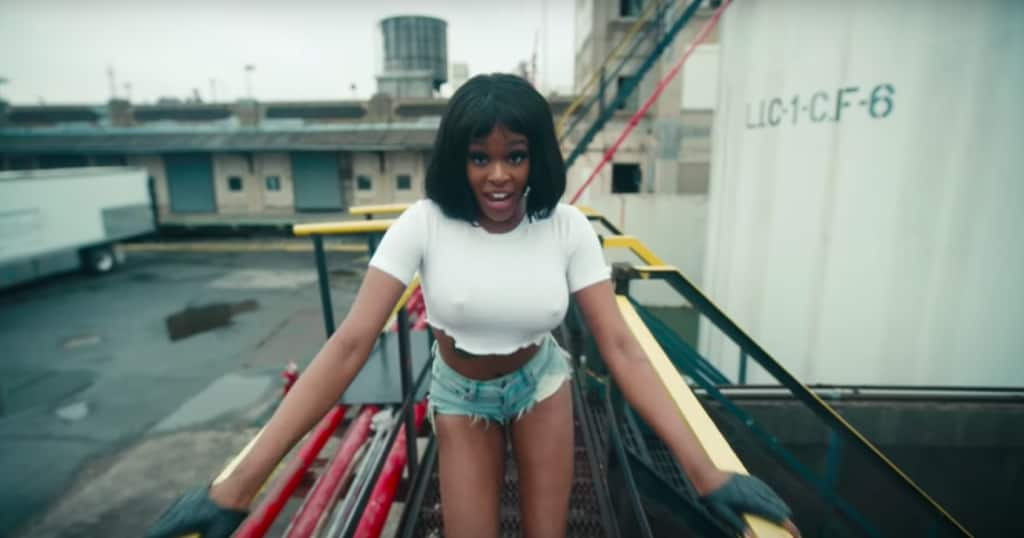 Azealia Banks Shares The Video For Anna Wintour The Fader