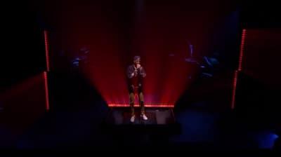 "Watch Big Sean Perform ""Halfway Off The Balcony"" On Fallon"
