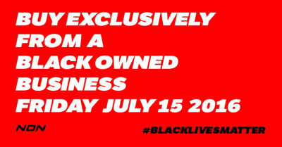 Why You Should Buy Exclusively From Black-Owned Businesses This Friday