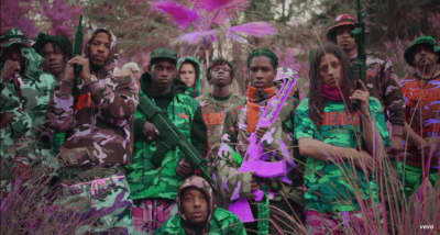 "A$AP Mob's ""Yamborghini High"" Video Is Here"