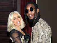 Cardi B roasts Offset for sleeping on their one-year anniversary
