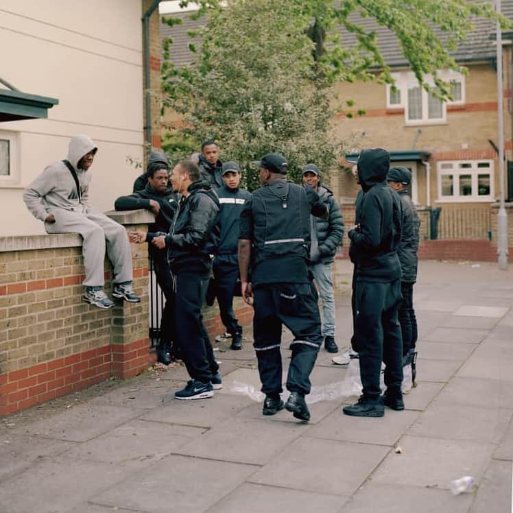 How a simple tracksuit ushered in the rebirth of grime | The