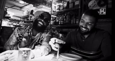 """Watch Drake and Rick Ross's hardscrabble new video for """"Money in the Grave"""""""