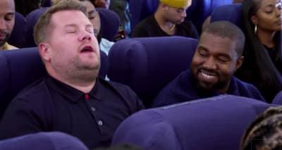 Kanye West cancelled on James Corden's Carpool Karaoke twice