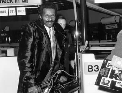 Chuck Berry's Last Album Will Be Released Posthumously