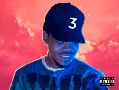 Meet Brandon Breaux, The Artist Who Brings Chance The Rapper's Mixtape Covers To Life