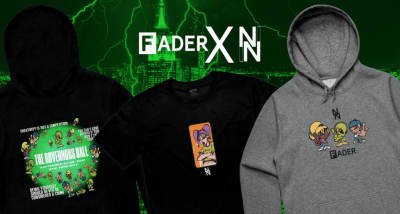 Check out The FADER x No Negativity Governors Ball merch drop