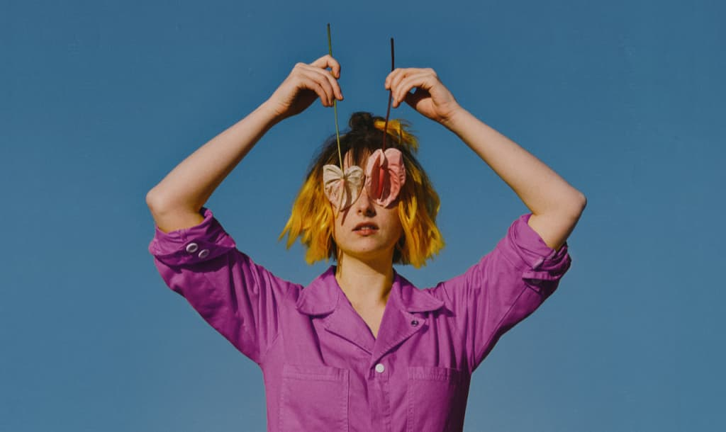"""Tessa Violet levels up on her new single """"Games"""""""