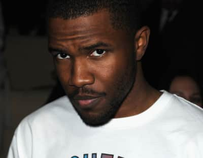 Frank Ocean's midterm voter merch is going for hundreds of dollars on Ebay