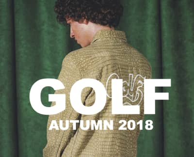 Tyler, The Creator reveals GOLF autumn '18 lookbook
